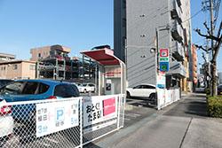駐車場無料サービス(60分)